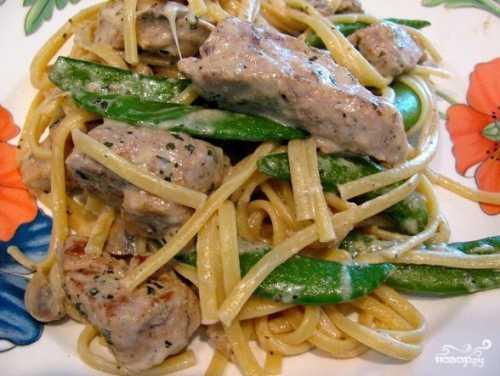 Рецепты пасты со свининой: секреты выбора
