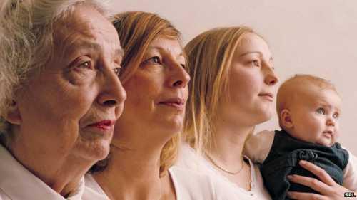 Мамы и бабушки: в чем разница
