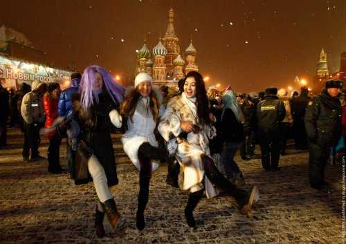 Как встретить Новый год за чертой города