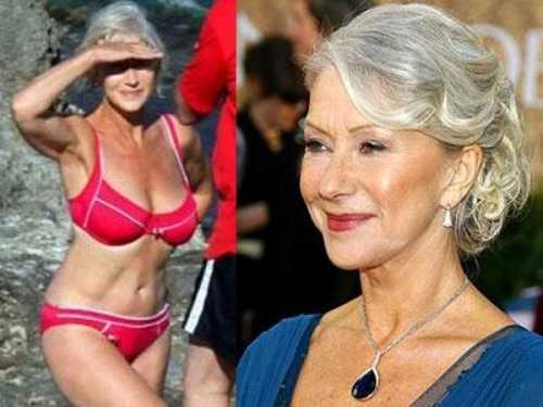 Хелен Миррен раскрыла секрет своей красоты