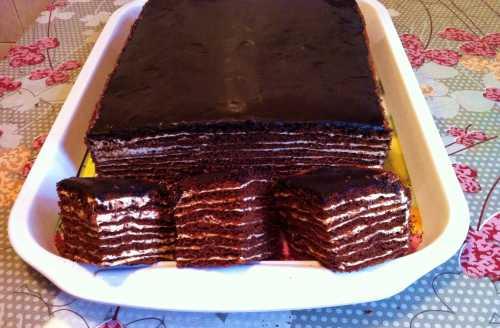 Рецепты вкусных тортов в домашних условиях,