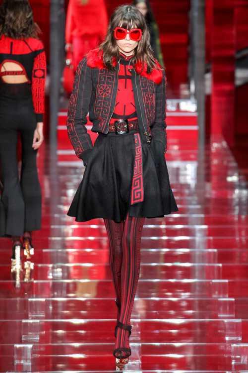 Неделя моды в Милане 2015
