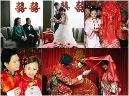 Свадьба в Поднебесной: многовековые китайские традиции для молодоженов