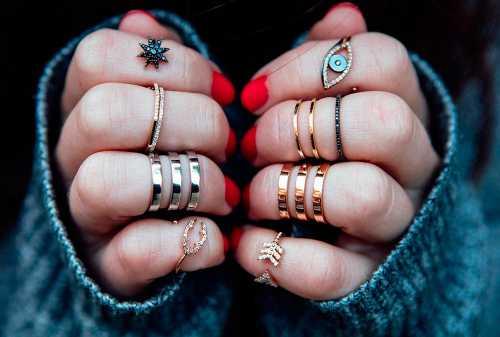 К чему снится кольцо на пальце, выбирать кольцо,