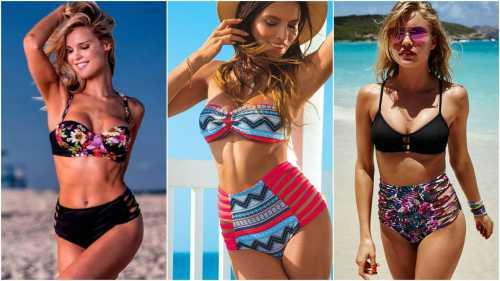Модные купальники 2018: главные тенденции с фото