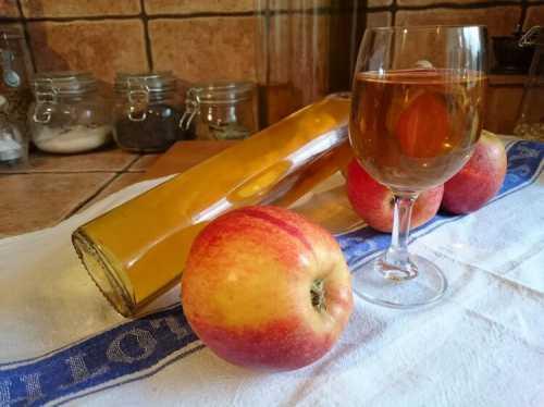 Рецепты настойки из яблок в домашних условиях,
