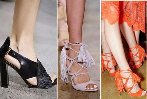 Какую обувь выбрать на лето: главные тренды сезона