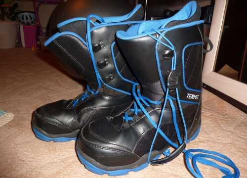 Как выбрать ботинки для сноуборда для начинающих и профессионалов