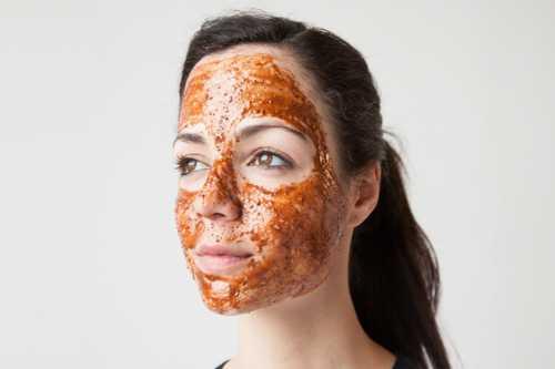 Корица и мед для лица — маска для лица с корицей