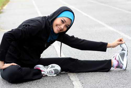Первый спортивный хиджаб поступил в свободную продажу