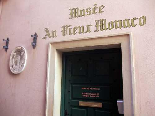 Музей Старого Монако, Musee du Vieux Monaco