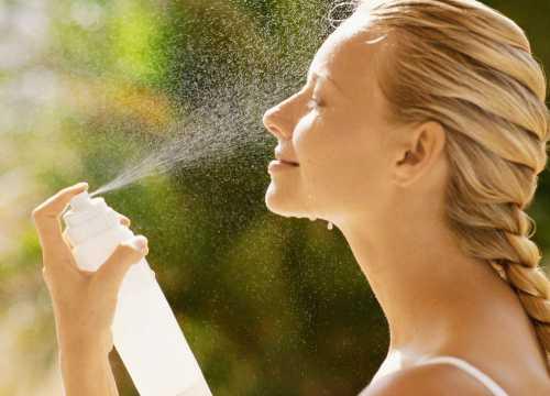 Спасение от жары: как сделать термальную воду для лица пошаговый рецепт