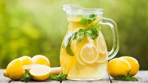 Рецепты лимонного напитка, секреты выбора