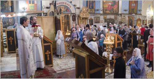 Что такое литургия в церкви