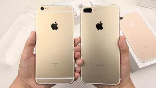 Обзор iPhone 7 — какой выбрать девушке