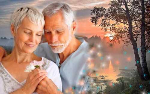 Каждому возрасту своя любовь