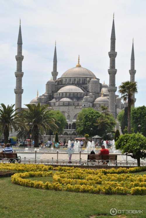 Незабываемый отдых в Стамбуле