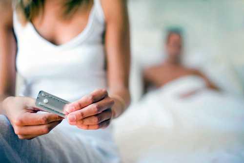 Беременность после приема гормональных