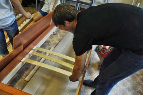Стоит ли проводить ремонт мебели