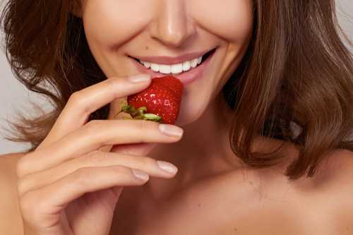 Здоровая улыбка и секс