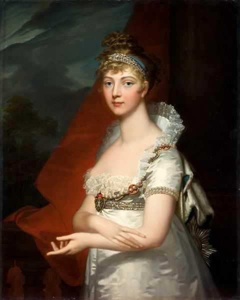 Принцесса Баденская  Луиза