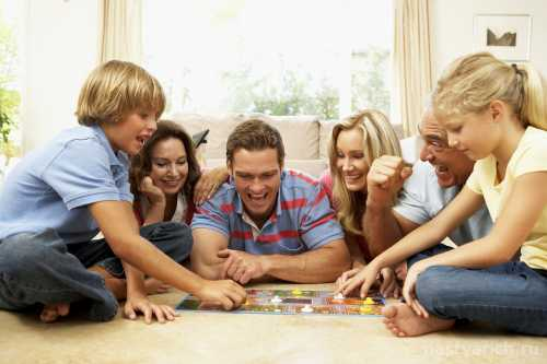 Идеи семейного досуга