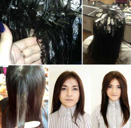 Как в домашних условиях придать объем волосам