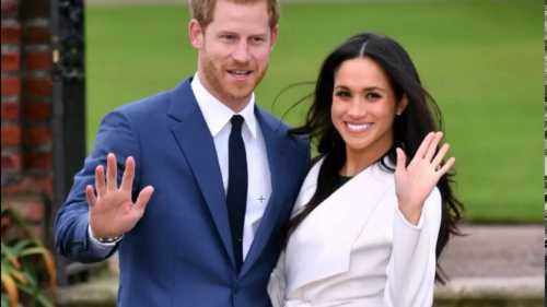 Меган Маркл и принц Гарри: свадебное платье актрисы
