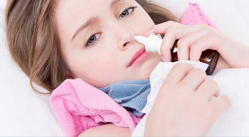 Лечение гайморита у детей  в домашних условиях: