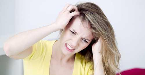 Болит кожа головы, это проблема может быть