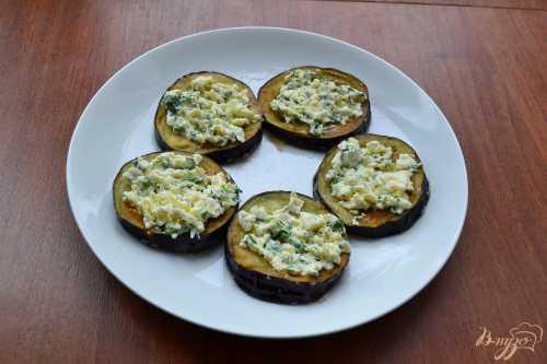 Рецепты баклажанов с сыром и чесноком, секреты