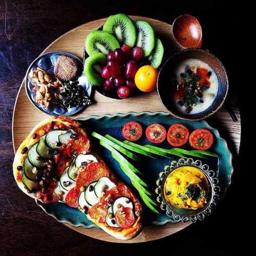 Вегетарианская диета на пикнике: полезно и вкусно