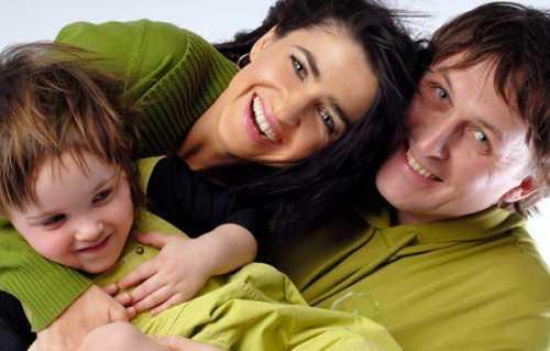 У каждого своя роль в семье
