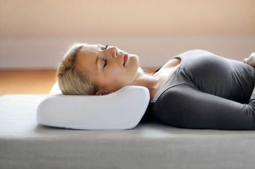 Как выбрать ортопедическую подушку правильно, какие лучше