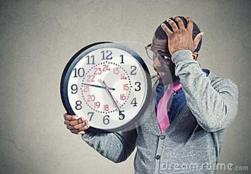 Современным женщинам не хватает времени на
