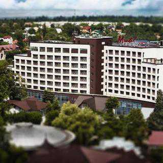 Курорт Трускавец санаторий Кристалл — не упустить возможность хорошо отдохнуть