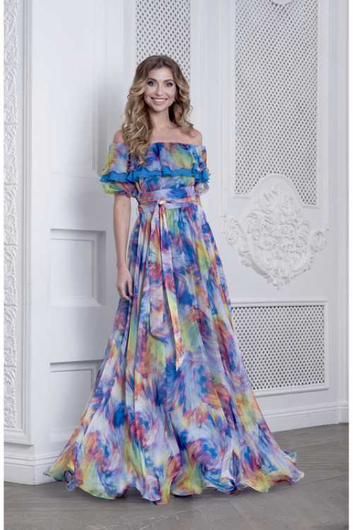 Летние вечерние платья