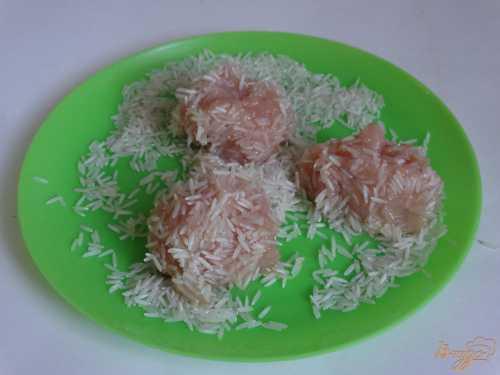 Рецепты куриных ёжиков с рисом: секреты выбора