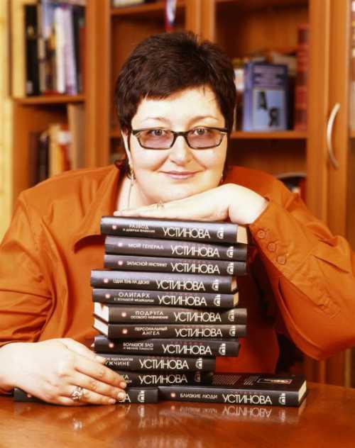 Минус 100 кг — писательница Татьяна Устинова поделилась секретом
