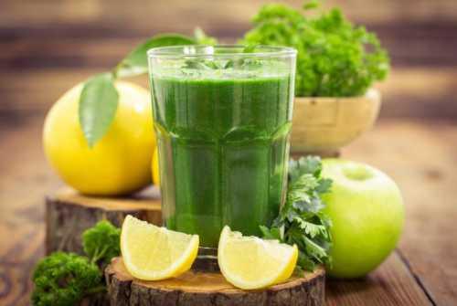9 соков для очистки организма и сжигания жира