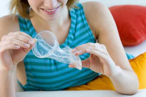 Презервативы для женщин