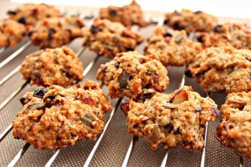 Рецепты овсяного печенья без хлопьев: секреты