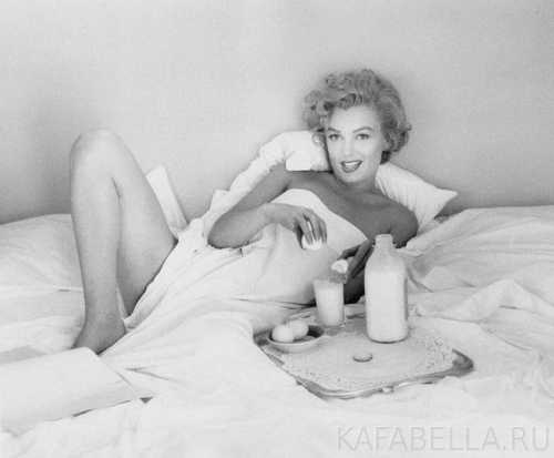 Мэрилин Монро: диета, упражнения и другие секреты красоты