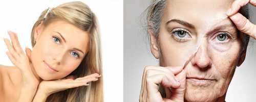 Косметика, останавливающая старение кожи