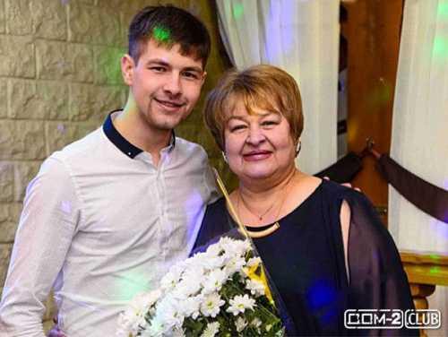 Дмитриенко приемный сын
