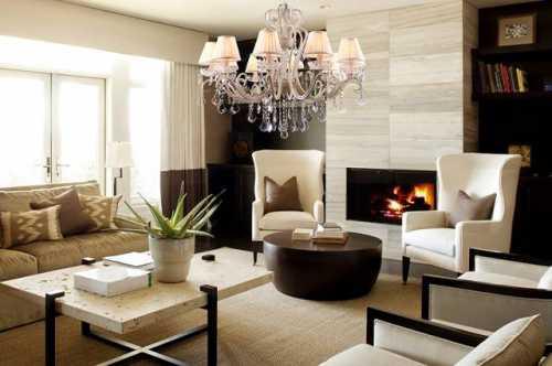Оригинальные решения для гостиной: уход от традиционной диады диван