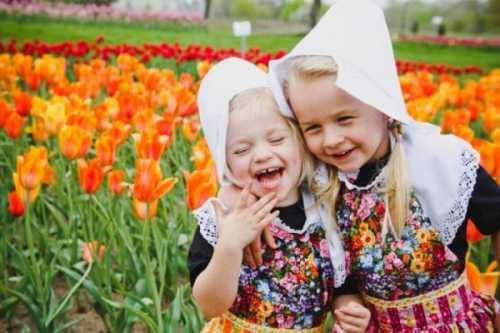 Отдых в Голландии с детьми