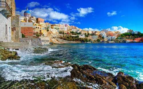 Греция — край мечты и наследие античности Летний отдых в Греции