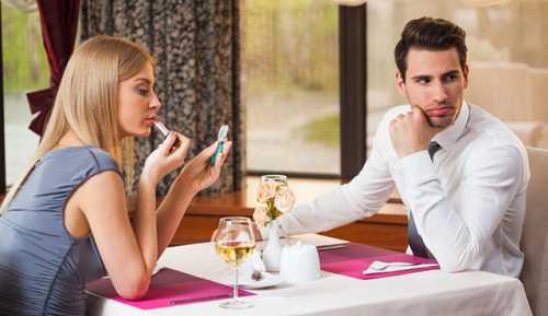 Как понравиться мужчине на первом свидании мужчина и женщина