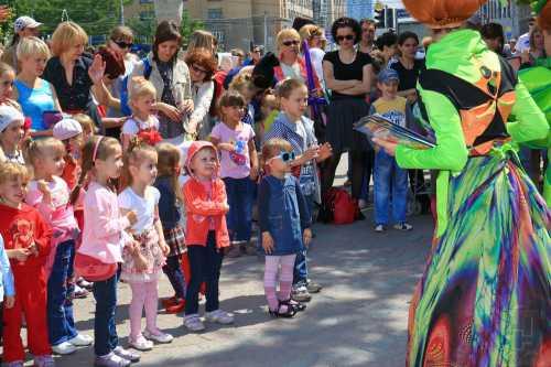 Куда пойти в Москве в День защиты детей